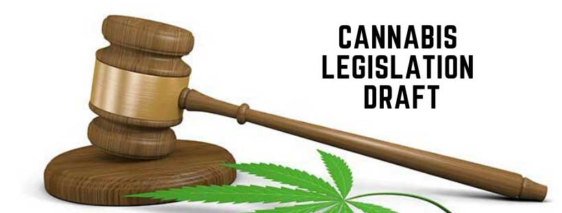 cannabis legalisation draft