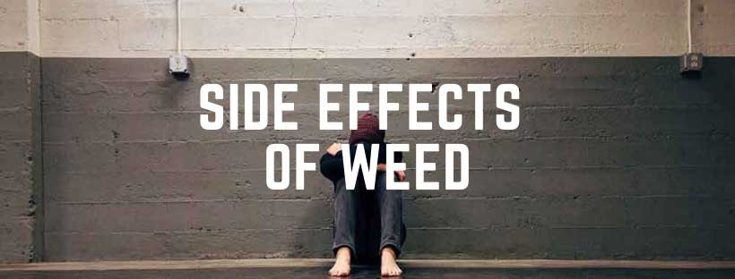 side effects of weed