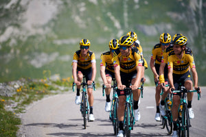 Team Jumbo-Visma and Notio technologies announce partnership to refine aerodynamics ahead of 2020 Grand Tours