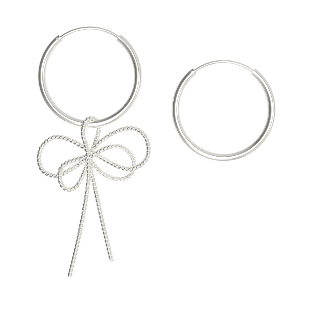 Aera Asymmetric Hoops