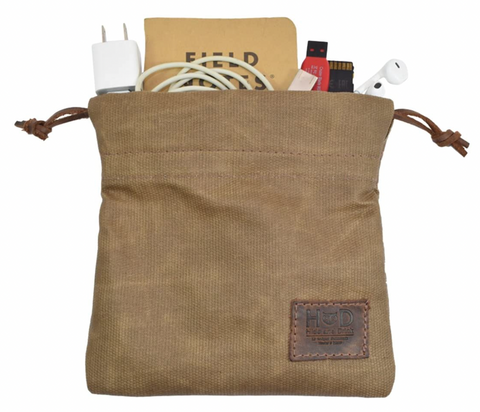 Hide & Drink Golf Valuables Pouch