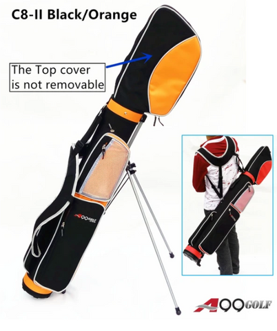 C8-II lightweight golf bag