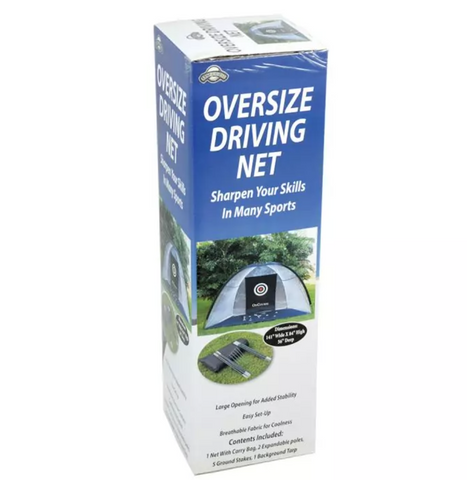 Oncourse Oversize Golf Driving Net