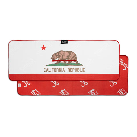 Bear Republic Golf Towel
