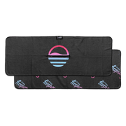 Miami Vice Golf Towel