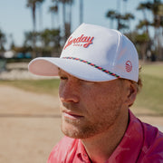 Sunday Golf Rope Hat | TROPICAL