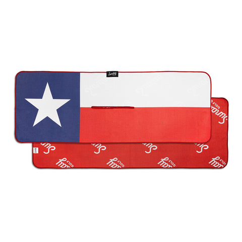 Texas Wedge Golf Towel