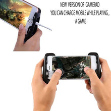 Load image into Gallery viewer, Grip Case Handle Mobile Holder Pubg Mobile Gamepad Controller:- Plastic Body