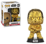 Star Wars Chewbacca (Gold Chrome) [2019 Galactic Convention] #63