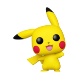Games Pokemon Pikachu (Waving) #553 Pop Vinyl Figure