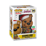 Animation Scooby-Doo with Christmas Lights #655 [Funko Shop]