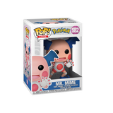 Games Pokemon Mr. Mime #582