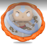 Funko Pop Super - Animation - Avatar- Aang All Elements