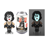 Funko Soda: Rocks - Kiss - Starchild (Common + Chase) Bundle
