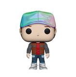 Movies Back to the Future Marty in Future Outfit #962