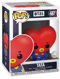 Animation BT21 Tata #687