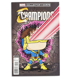 Comic Book: Champions #1 - Marvel Collector Corps