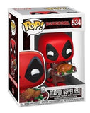 Marvel Holiday Deadpool #534
