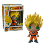 Animation Dragonball Z Super Saiyan Goku (Glow in the Dark) #14 [Special Edition]