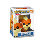 Games Pokemon Growlithe #597