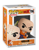 Animation Dragonball Z Krillin with Destructo Disc #706