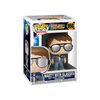 Movies Back to the Future Marty with Glasses #958