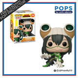 Animation My Hero Academia Tsuyu #374