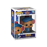 Disney Great Mouse Detective Olivia #775