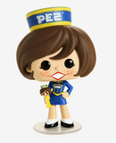 Ad Icons Pez Girl #80
