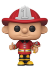 Ad Icons Pez Boy (Fireman) #91 [2020 Spring Convention Exclusive]