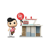 Pop Town Ad Icons Bob's Big Boy Restaurant with Big Boy