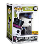 Disney - Nightmare Before Christmas - Dapper Jack Skellington (Diamond) #226 [Hot Topic]