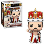 FUNKO POP Rocks: Freddie Mercury King #184