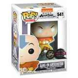 Animation - Avatar The Last Airbender - Aang on Airscooter (Glow Chase) #541 [Special Edition]