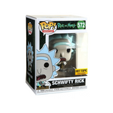 Animation Rick and Morty Schwifty Rick #572 [Hot Topic]
