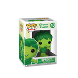 Ad Icons Green Giant Sprout #43