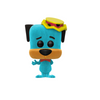 Animation Hanna Barbera Huckleberry Hound (Flocked) #15 [Special Edition]
