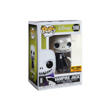 Disney Nightmare Before Christmas Vampire Jack (Metallic) [Hot Topic] #598