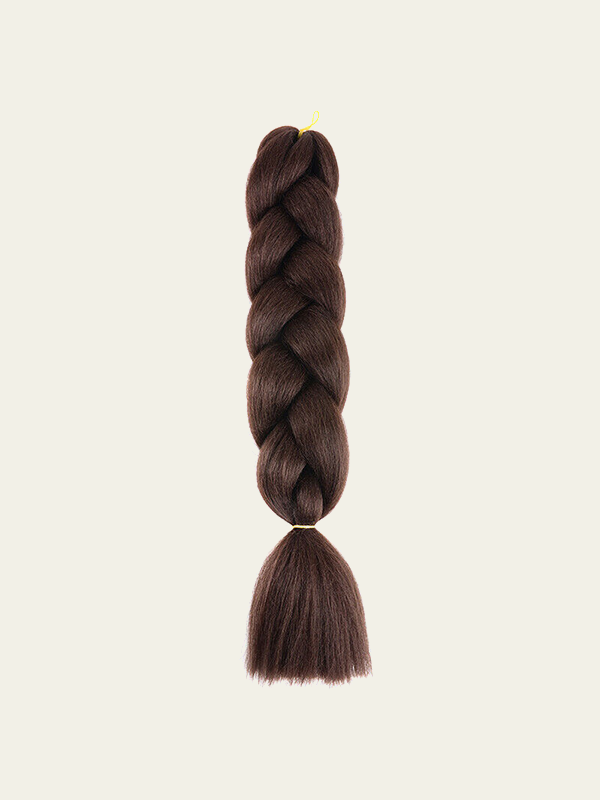 X-Pression – Ultra Braid Synthetic Hair Extension - Col. #6