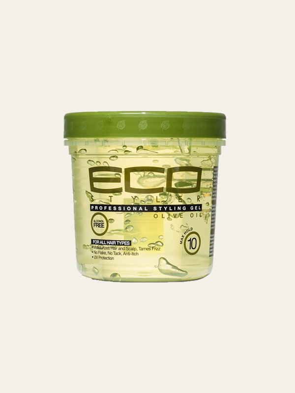 Eco Style – Olive Oil Styling Gel, 473ml