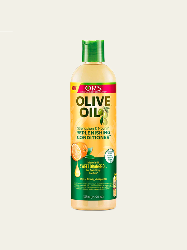 ORS – Olive Oil Strengthen & Nourish Replenishing Conditioner (362ml)