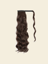 "Indlæs billede til gallerivisning A for Afro – Yara 22"" Wavy Synthetic Hair Wrap On Ponytail"