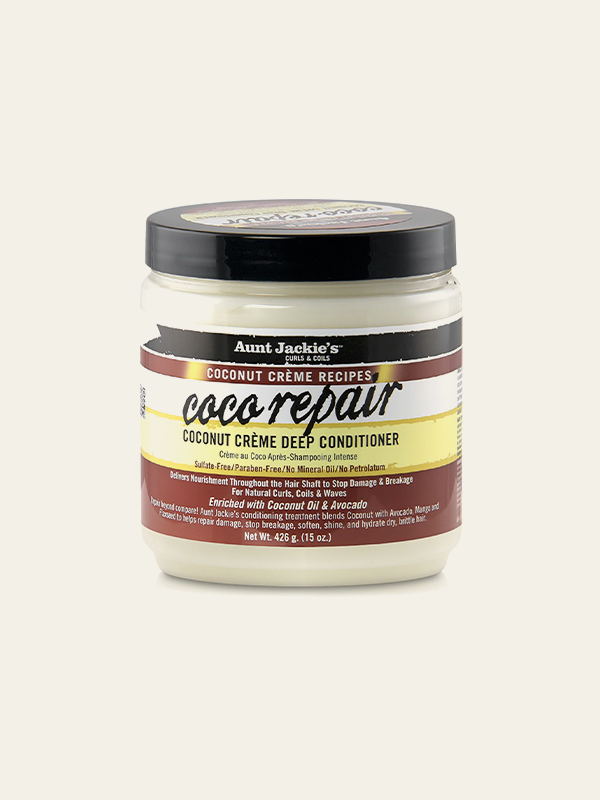 Aunt Jackie's – Coco Repair Coconut Creme Deep Conditioner