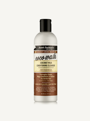 Aunt Jackie's – Coco Wash Coconut Milk Conditioning Cleanser