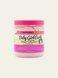 Aunt Jackie's – Baby Girl Curls Curling & Twisting Custard