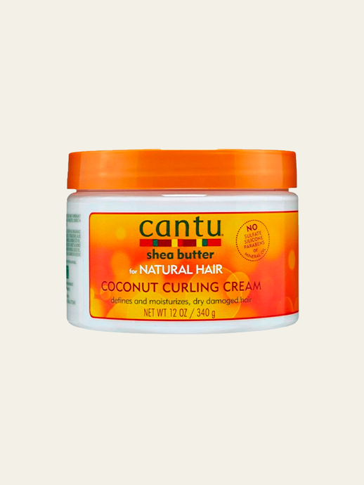 Coconut Curling Cream for Natural Hair 340g