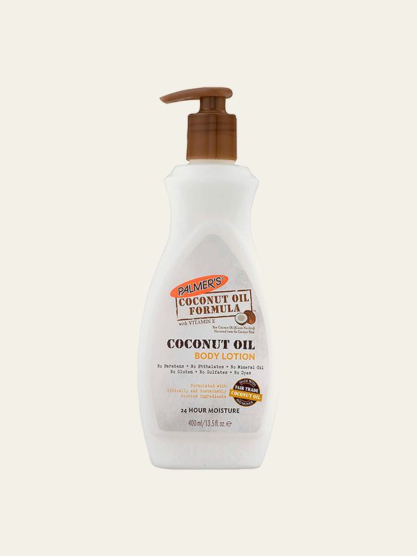 Coconut Oil Formula™ Coconut Oil Body Lotion (400ml)