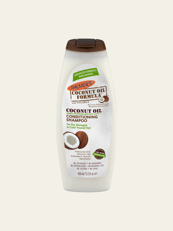 Coconut Oil Formula™ Coconut Oil Conditioning Shampoo (400ml)