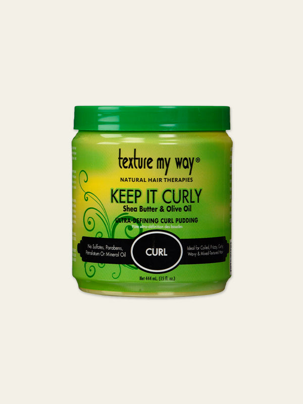 Texture My Way – Keep It Curly Ultra-Defining Curl Pudding