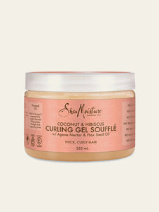Coconut & Hibiscus Curl & Shine Curling Gel Soufflé (355ml)